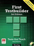 First Testbuilder Book with Key & Audio CDs (2)