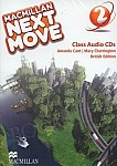 Macmillan Next Move 2 Audio CD