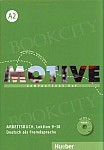 Motive A2 Arbeitsbuch + MP3-CD