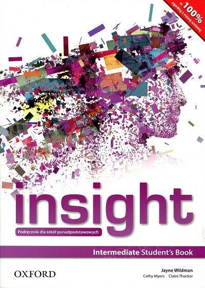 Insight Intermediate Student's Book wersja polska (obecna + nowa podstawa programowa 2019)