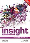 Insight  Intermediate (WIELOLETNI) podręcznik
