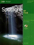 Spotlight on First (2nd Edition) Student's Book with DVD-ROM including Class Audio