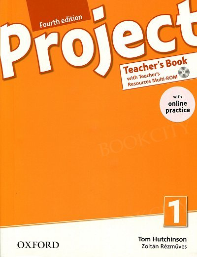 Project 1 Teacher's Book with Online Practice Pack