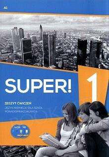 Super! 1 Zeszyt Ćwiczeń + Audio CD + Filmy DVD