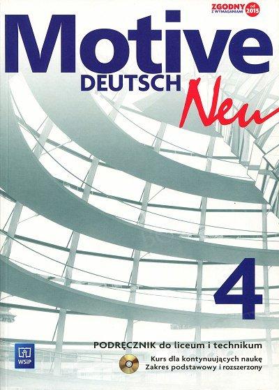 Motive – Deutsch Neu 4 podręcznik
