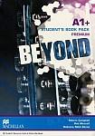 Beyond A1+ Książka ucznia (premium: zawiera Online Workbook)