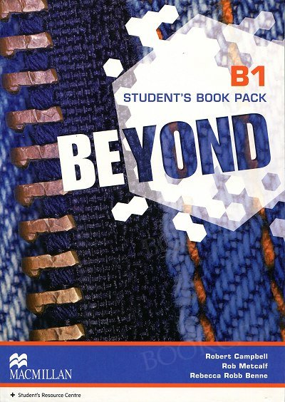 Beyond B1 Książka ucznia (standard)