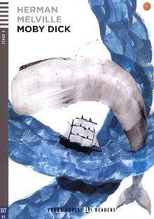 Moby Dick (poziom B2) Ksiązka+CD