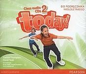 Today! 2 (WIELOLETNIA) Class CD