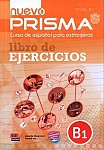 Nuevo Prisma nivel B1 Ćwiczenia + Audio CD