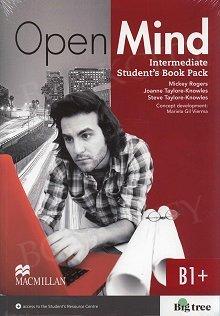Open Mind Intermediate podręcznik