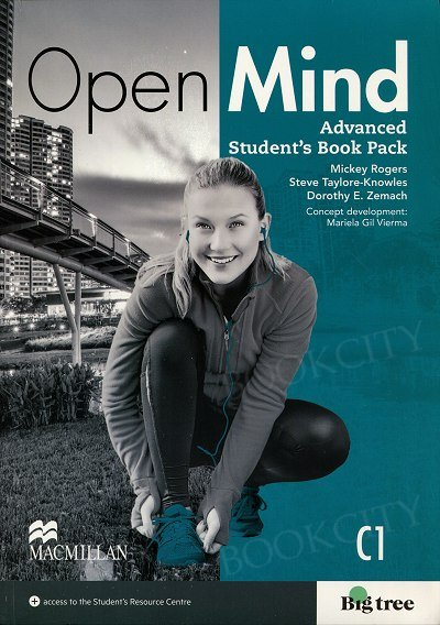 Open Mind Advanced podręcznik