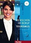 Menschen im Beruf. Tourismus A1 Podręcznik + Płyta Audio CD (1 szt.)
