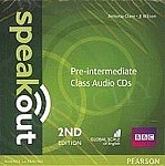 Speakout Pre-Intermediate (2nd edition) Class Audio CD