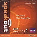 Speakout Advanced (2nd edition) Class Audio CD