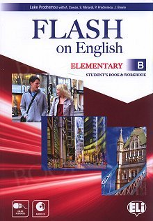 Flash on English Elementary B Student's Book and Workbook