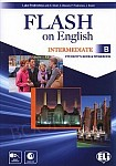 Flash on English Intermediate B Student's Book and Workbook