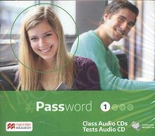 Password 1 Class CD