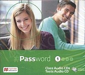 Password 1 Class CD