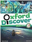 Oxford Discover 6 Class Audio CD (3)