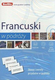 Francuski w podróży 3w1 Książka + CD mp3 + Fiszki