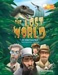 The Lost World  Poziom 3 (B1) Książka