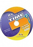 It's Grammar Time 2 Test CD-ROM