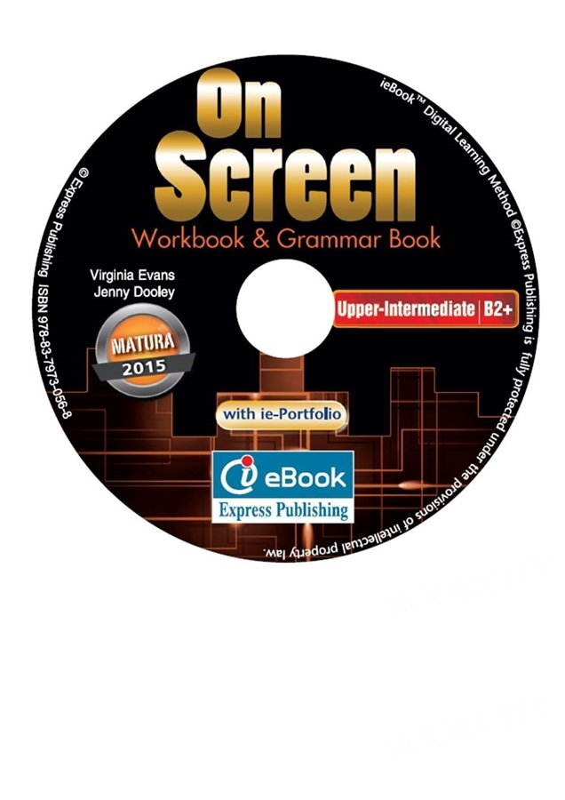 On Screen Upper-Intermediate B2+ Interactive Matura eWorkbook