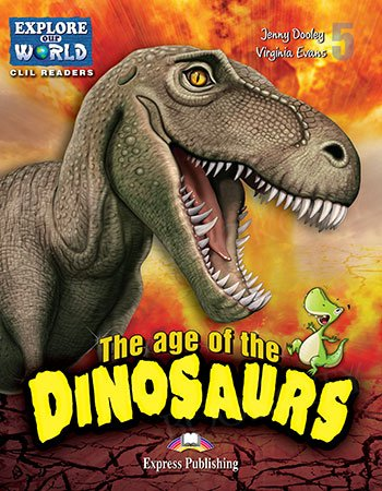 The Age Of The Dinosaurs Reader + kod