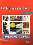 Hotellerie-restauration.com 2 edition podręcznik + DVD