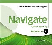 Navigate Beginner A1 Class Audio CD (3)