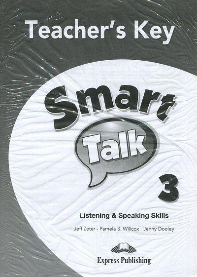 Smart Talk: Listening & Speaking Skills 3 Teacher's Key