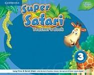 Super Safari 3 książka nauczyciela