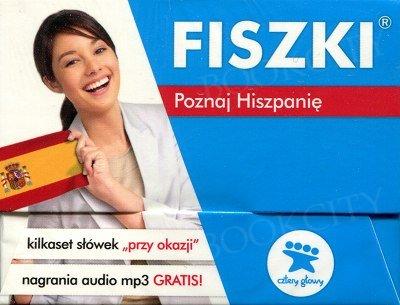 Fiszki Hiszpańskie Poznaj Hiszpanię Fiszki + mp3 online