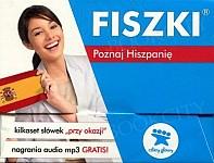 Fiszki Język hiszpański - Poznaj Hiszpanię