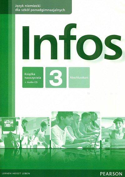 Infos 3 książka nauczyciela