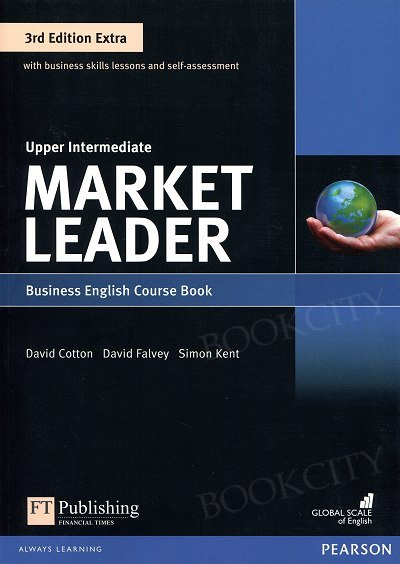 Market Leader 3rd Edition EXTRA Upper Intermediate podręcznik