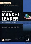 Market Leader 3rd Edition EXTRA Upper Intermediate Coursebook with DVD-ROM Pin Pack