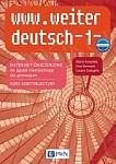 www.weiter deutsch 1 WIELOLETNI Materiały ćwiczeniowe. Kurs kontynuacyjny