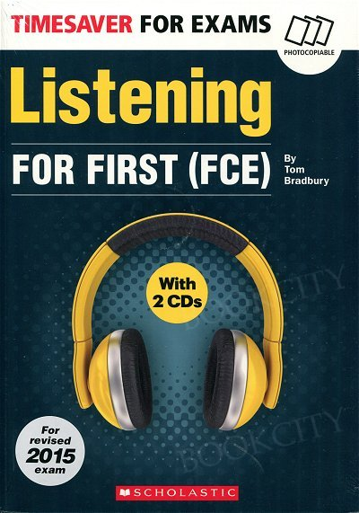 Timesaver for Exams: Listening for First (FCE)