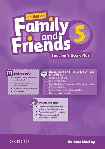 Family and Friends 5 (2nd edition) książka nauczyciela