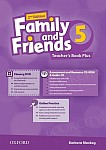 Family and Friends 5 (2nd edition) Teacher's Book Plus PK