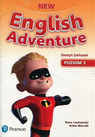 New English Adventure 3 (WIELOLETNI) ćwiczenia