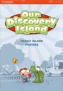 Our Discovery Island 1 (WIELOLETNI) Posters