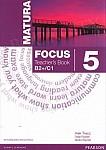 Matura Focus 5 (WIELOLETNI) książka nauczyciela