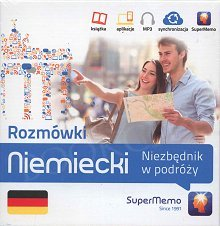 Rozmówki Niemieckie. Niezbędnik w podróży Książka + kod dostępu