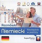 Rozmówki: Niemiecki Niezbędnik w podróży Książka+CD-ROM