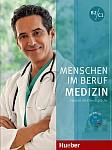 Menschen im Beruf. Medizin B2-C1 Kursbuch mit MP3-CD