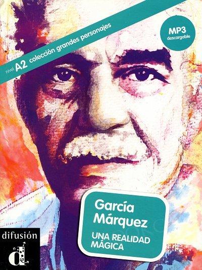 Garcia Marquez Una realidad magica Książka + audio mp3