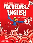 Incredible English 2 (2nd edition) Activity Book with Online Practice